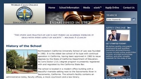 Approximately 90% of Students Drop out of Unaccredited California Schools