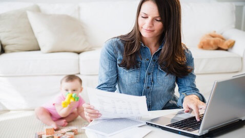 The below firms are among some of the best for working mothers due to their flexible schedules and encouraging environments.