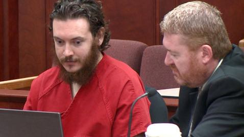 James Holmes, the shooter behind the Aurora, Colorado theater massacre, will serve the rest of his days in prison.