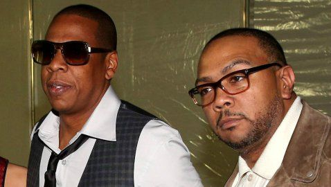 Jay Z and Timbaland