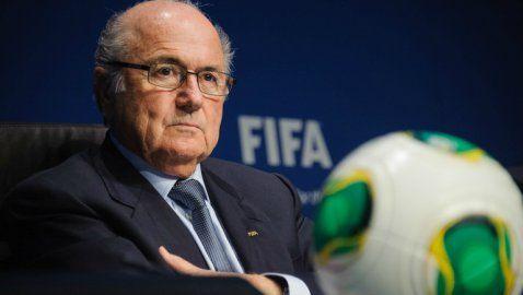 FIFA Sepp Blatter