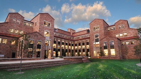 Colorado Law School - building