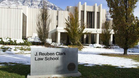 BYU law school