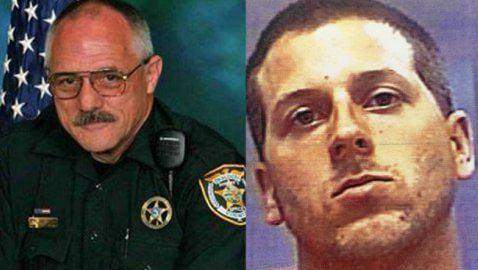 Deputy Myers and gunman Smith
