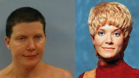 Star Trek Jennifer Lien