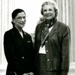 Sandra Day O'Connor and Ruth Bader Ginsburg – Sisters of the Law