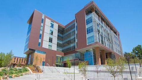 The S.J. Quinney School of Law has just opened its new campus.