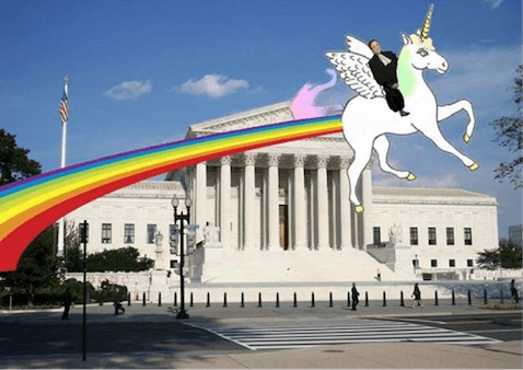 SCOTUS - unicorn