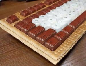 Smores Keyboard