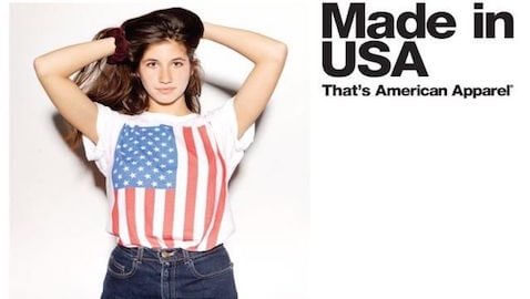 American Apparel hopes to restructure its debts within a six month period so that it may continue its operations.