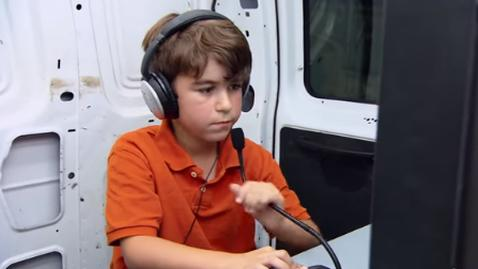 Hilarious seven-year old law firm interview