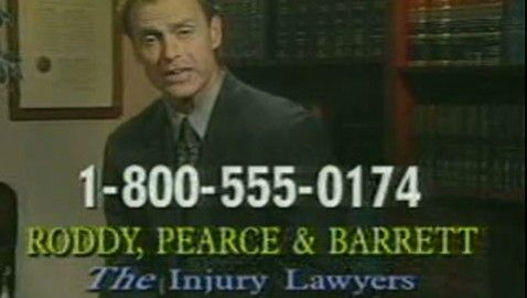 TV lawyers