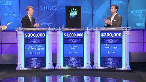 Watson on Jeopardy