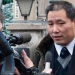 China Rights Lawyer Convicted with Suspended Jail Sentence