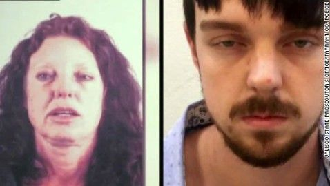 Ethan Couch and mother