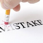 Top 20 Common Mistakes Attorneys Make When on the Job Hunt