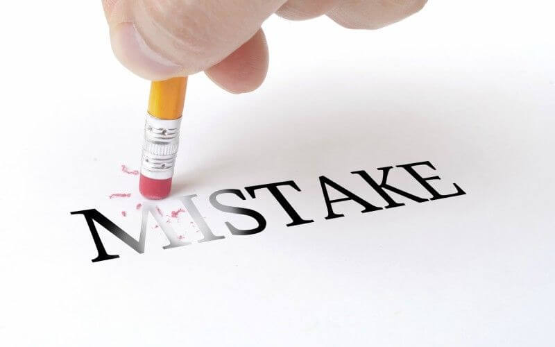 job hunt mistakes