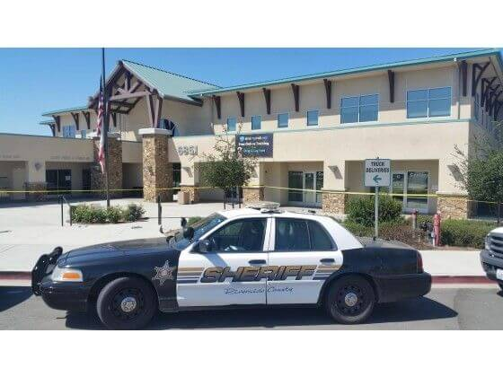 Riverside County sheriff