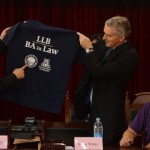 University of Arizona Law School Partners with Chinese School