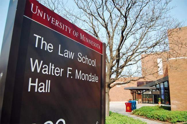 Minnesota law school