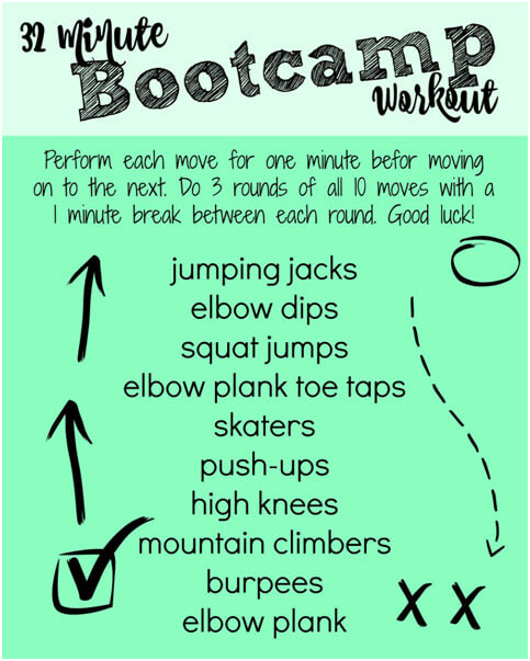 32-Minute-Bootcamp-Workouts