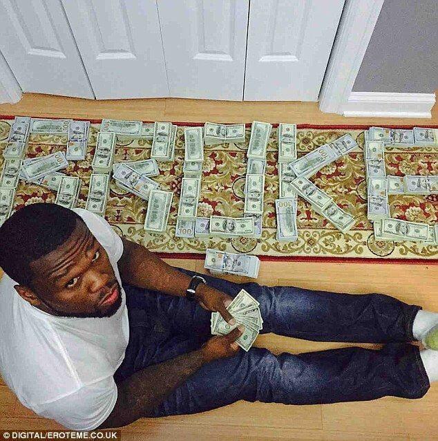 50 Cent Money Post