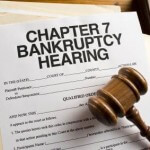 Bar Study Exam Discharged in Bankruptcy Filing