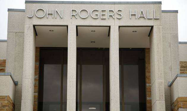 John Rogers Hall Tulsa law