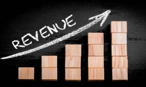 rising law firm revenues