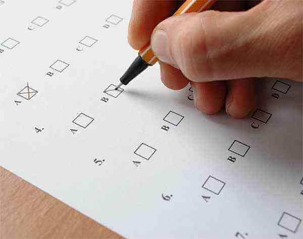 GRE LSAT test