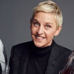 Comic Ellen Degeneres Sued Over Boob Joke