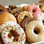 Coming Home without Doughnuts Is Not Acceptable for One Woman