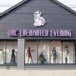 Bridal Store Owner Hangs Out in Store Window Naked