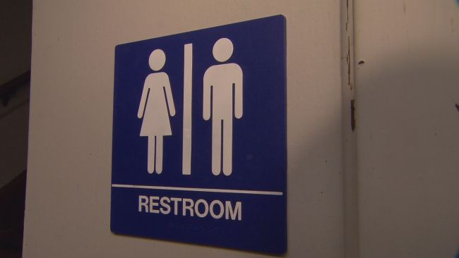 transgender student bathroom