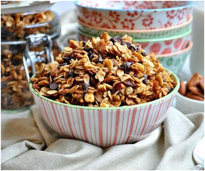 Delicious DIY Granola Recipes-6