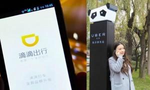 Uber Didi merge