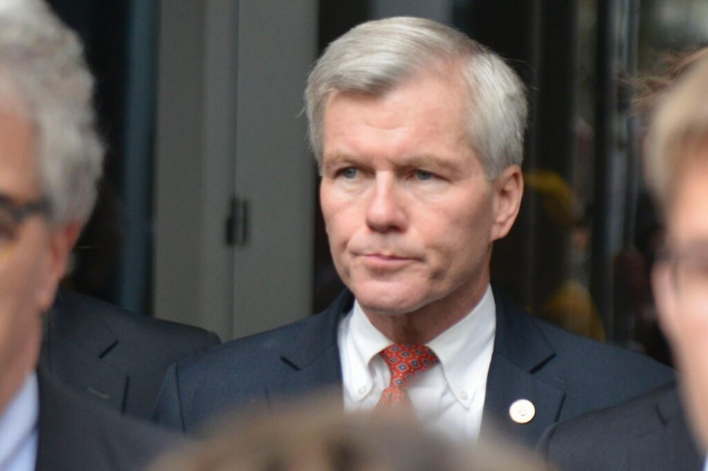 Former Va. Governor Robert McDonnell has spent years fighting corruption charges.