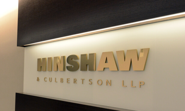 Hinshaw Culbertson LLP 082713