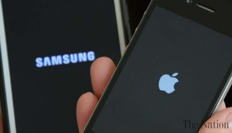 apple samsung patent fight