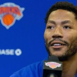 Derrick Rose Found Not Guilty in Gang-Rape Case