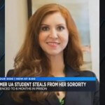 Lawyer Stole $375,000 from Her Sorority, Kept Money in Shoebox