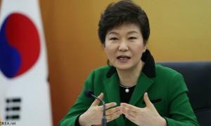 South Korea Pres Park