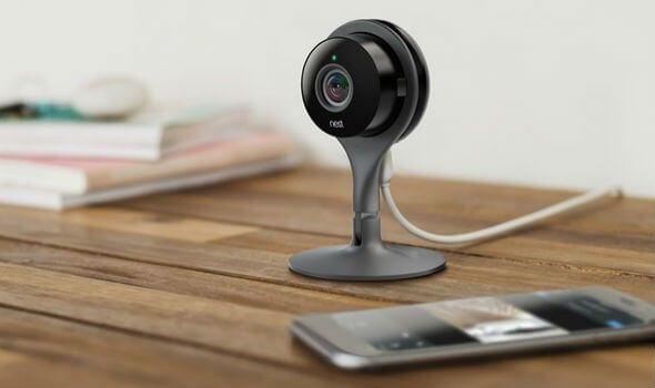 Nest cameras