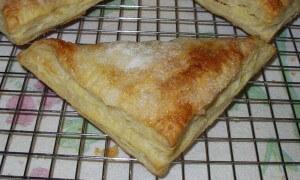 baked turnover