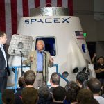 SpaceX Prepares to Send Private Spacecraft on Moon Orbital Trip