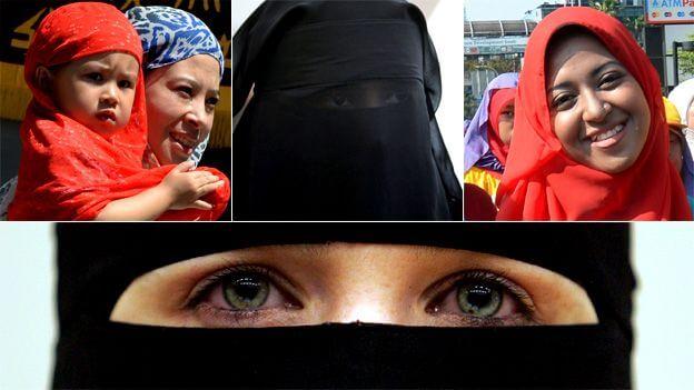 Muslim attire