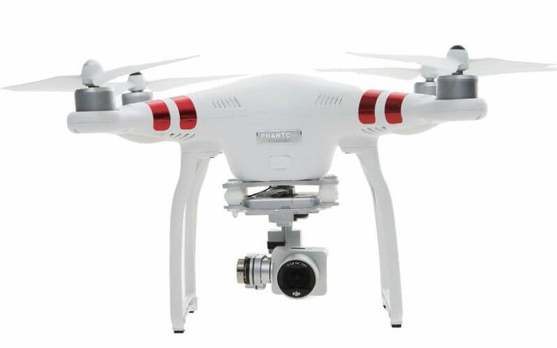 DJI Phantom 3 quadcopter