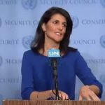 Watch New U.N. Secretary Nikki Haley Call out the U.N. on Israel