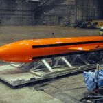 U.S. Drops MOAB Bomb on ISIS Tunnels