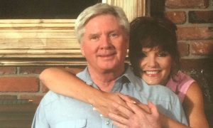 Tex McIver and Diane
